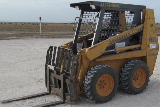 Case 1840 Skid Steer Key Facts