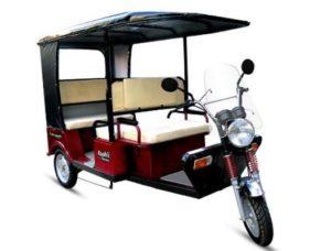 HERO Raahii E Rickshaw Specs Overview
