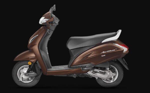 Honda Activa 5g mileage