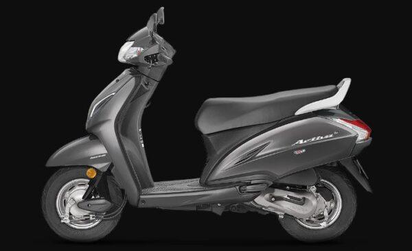Honda Activa 5g top speed