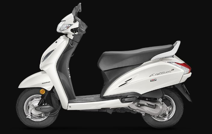 Honda Activa 5g specifications