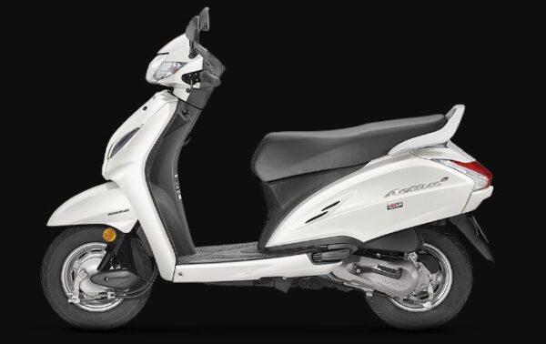 Honda Activa 5g specifications