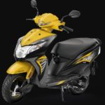 2018 Honda Dio Deluxe Scooter Launched In India: Priced At Rs. 53,292