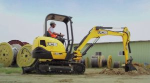 JCB Mini Excavator 30 Plus Price List In India