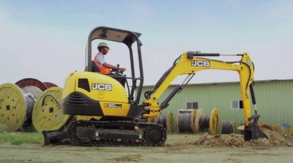 JCB Mini Excavator 30 Plus Price List In India