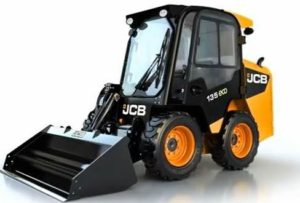 JCB Skid Steer Loader 135