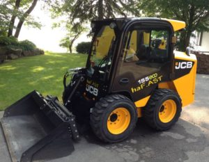 JCB Skid Steer Loader 155