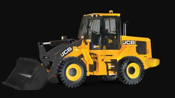 JCB Wheeled Loader430ZX PLUS