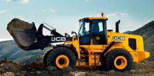 JCB Wheeled Loader432ZX