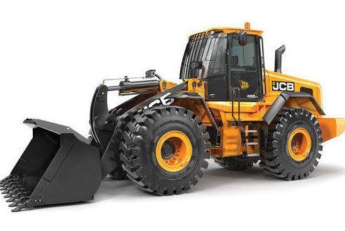 JCB Wheeled Loader455ZX