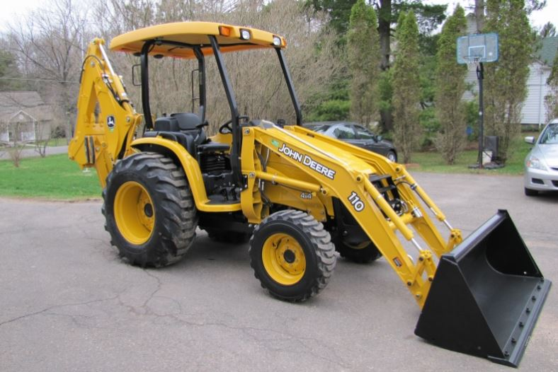 John Deere 110 Backhoe Specs Overview