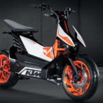 2018 KTM E Speed Electric Scooter Price in India Specifications Images
