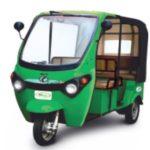 Kinetic Safar E-Rickshaw Price in India, Specs, Features & Photos