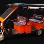 Terra Motors Y4 E-Rickshaw Specifications Price & Features