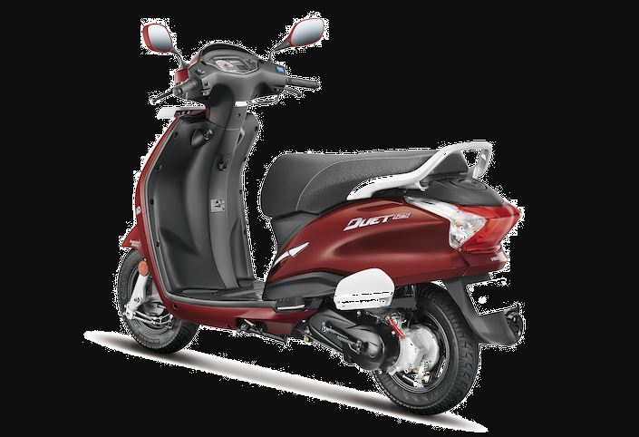 hero duet 125cc colours
