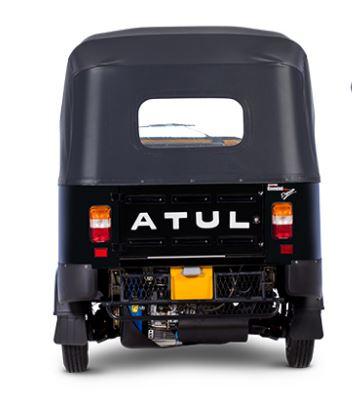 Atul Gemini Diesel Auto Rickshaw price in India