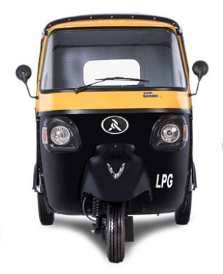 Atul Gemini LPG Auto Rickshaw Specifications, Price, Features & Images