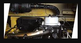 Bajaj RE 4S Auto Rickshaw Engine