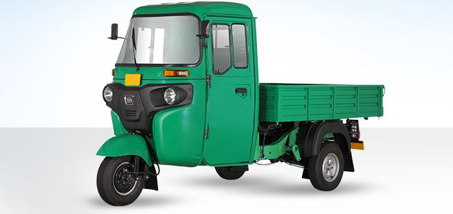 Bajaj RE Maxima Cargo key facts