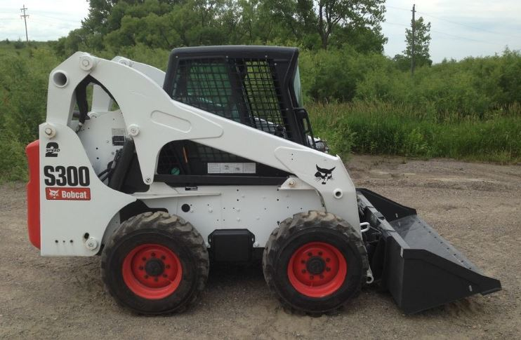 Bobcat S300 Skid Steer loader specs