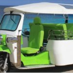 E-Tuk USA Classic Electric Rickshaw Price Specs Features & Images