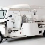 E-Tuk USA Limo E-Rickshaw Specifications Price & Images