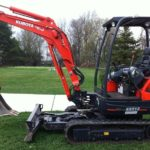 Kubota KX91-3 Mini Excavator Specs Price Review Video and Images