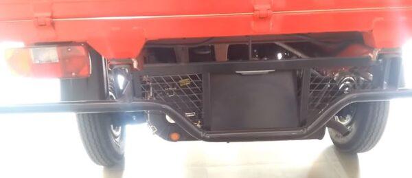 Mahindra Alfa Plus More power
