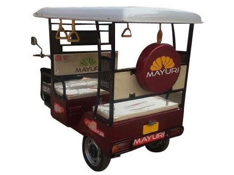 Mayuri Delux E-Rickshaw (I Cat Approved) specifications