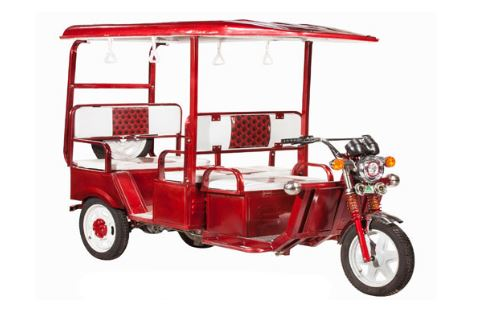 Mayuri Express E-Rickshaw Specifications