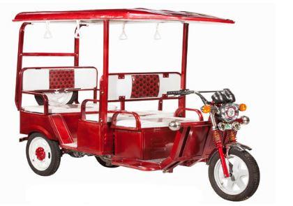 Mayuri Express E-Rickshaw