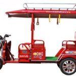 Mayuri I Cat Approved E-Rickshaw Price, Specs, Features & Images
