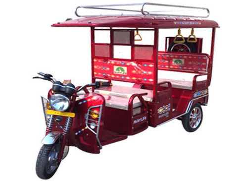Mayuri I Cat Approved E-Rickshaw price in india