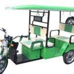 Mayuri Passenger E-Rickshaw Price in India Specifications & Images
