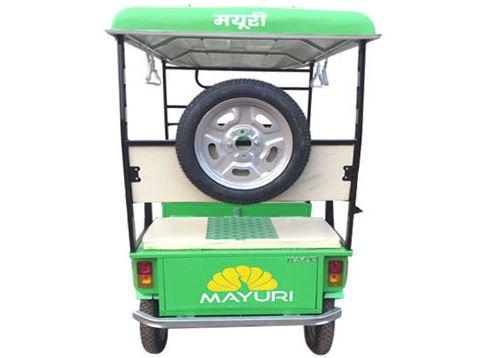 Mayuri Passenger E-Rickshaw specifications