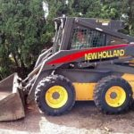 Newholland LS180.B Skid Steer Loader Review Engine Specs Price & video