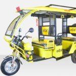 SPEEGO DLX + Passenger E-Rickshaw Price Specs Features & Pics