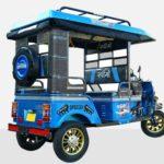 SPEEGO DLX Passenger E-Rickshaw Price Specs Features & Photos