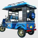 SPEEGO DLX Passenger E-Rickshaw Price Specs Features & Photos