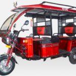 SPEEGO Morni DLX + Passenger E-Rickshaw Price Specs Features & Photos
