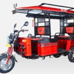 SPEEGO Morni DLX Passenger E-Rickshaw Price in India Specs Features & Images