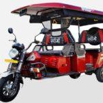 SPEEGO Passenger E-Rickshaw Price Specifications Features & Pics