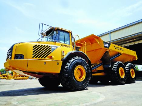 Volvo A40d Articulated Dump Truck Specs Price Key Facts and Review Video