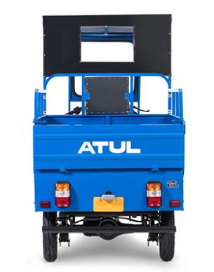 Atul Elite Cargo E-Rickshaw Specifications
