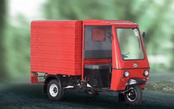 Atul Shakti Delivery Van price specs