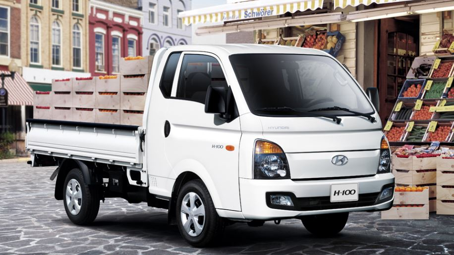 Hyundai H100 Truck Specifications