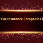 List Of Car Insurance Companies in The USA