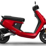M+ NIU Electric Scooter Price Specs Features & Images