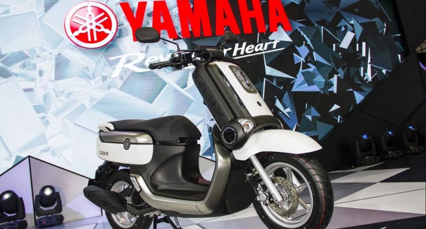 YAMAHA QBIX 125 Scooter Overview