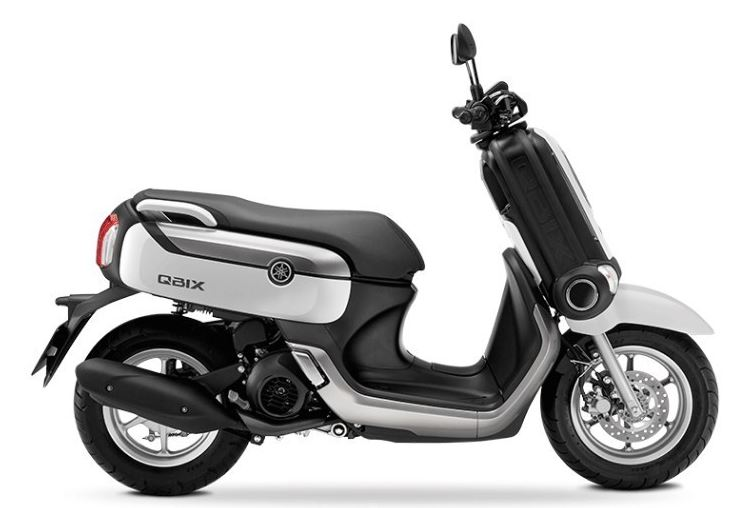 YAMAHA QBIX 125 Specifications